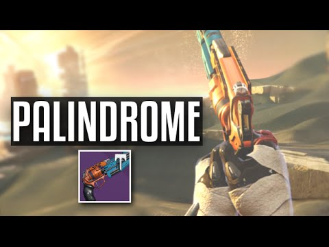 Crucible First Look: The Palindrome