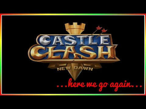Castle Clash 2: New Dawn - Are YOU Ready? First Gameplay Review