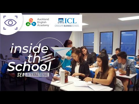 Inside the School SEA INTERNATIONAL ft. ICL, AEA, New Horizon, Bridge International College