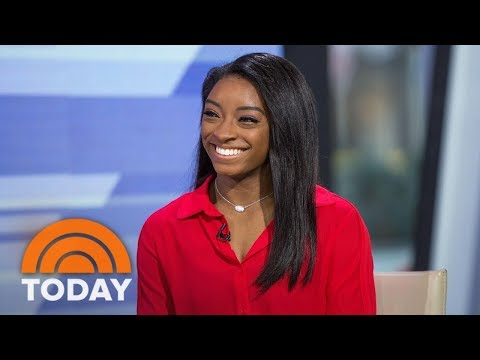 Olympic Medalist Simone Biles On Her Scholarship, Lifetime Movie And Larry Nassar | TODAY