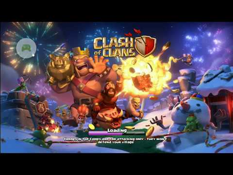 Lunar New Year 2019 CLASH OF CLANS COC Supercell Newbie Attack Strategy