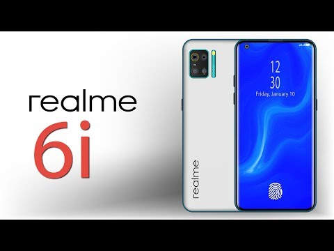 Realme 6i - 108MP Camera, Snapdragon 5G, First Look, Features & Concept!