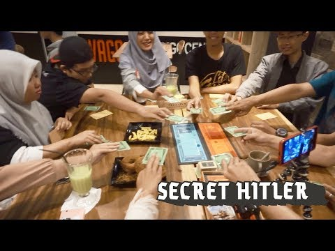 Pro Player vs Newbie - Main Secret Hitler edisi Malang