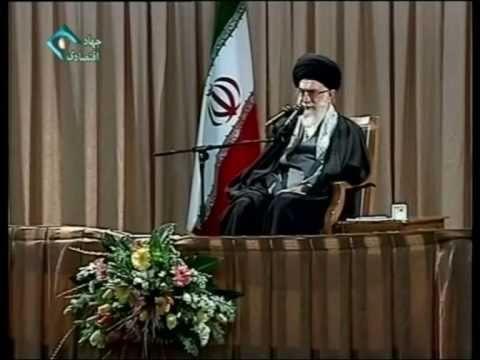 Seyed Ali Khamenei  Visits South Pars Gas Field - March 28, 2011