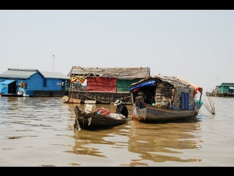 Tonle Sap Lake and Floating Fishing Village-Cambodia (With Facts/Figures)