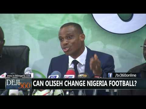 DEJI360 EP 80 Part 1: Can Oliseh change Nigeria football?