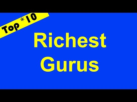 Top 10 Rich BABAs in India | Richest Spiritual Gurus in India | Richest Baba in India
