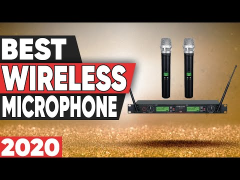 5 Best Wireless Microphone System in 2020