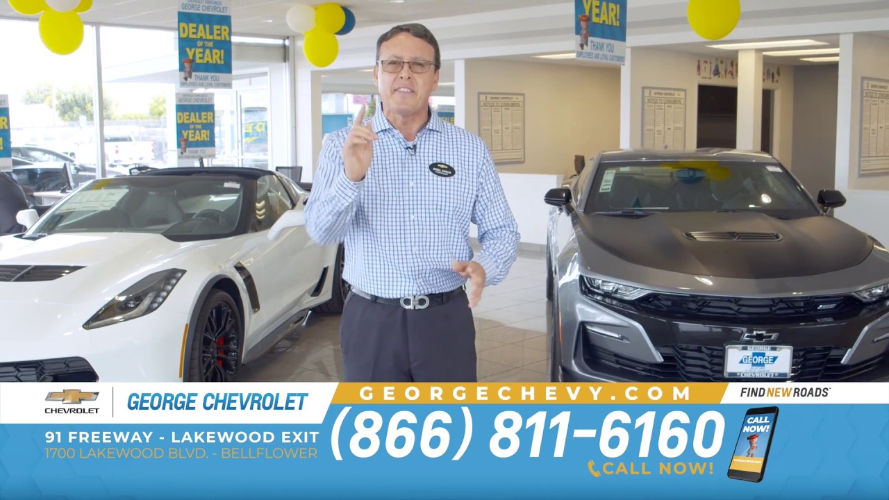 George Chevy August Specials 2019 Silverado Youtube