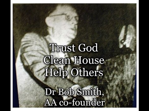 Robert Holbrook Smith, co-founded Alcoholics Anonymous