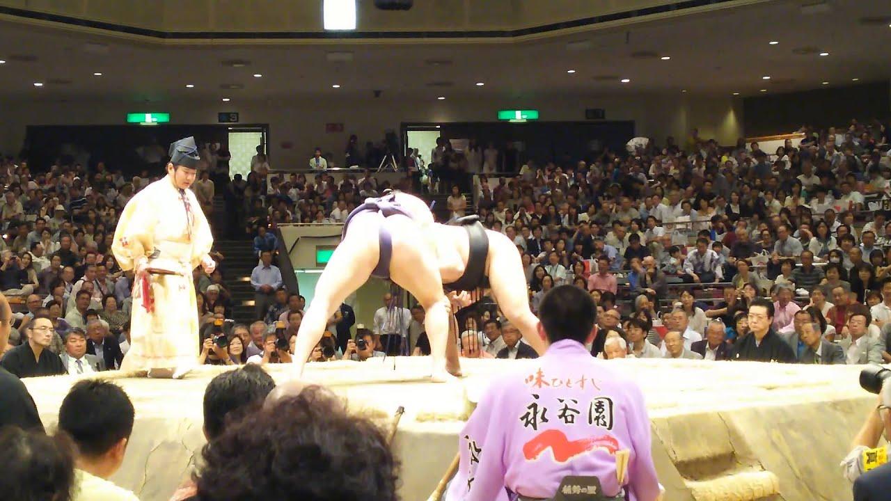 時天空関 勝ち 平成27年大相撲五...