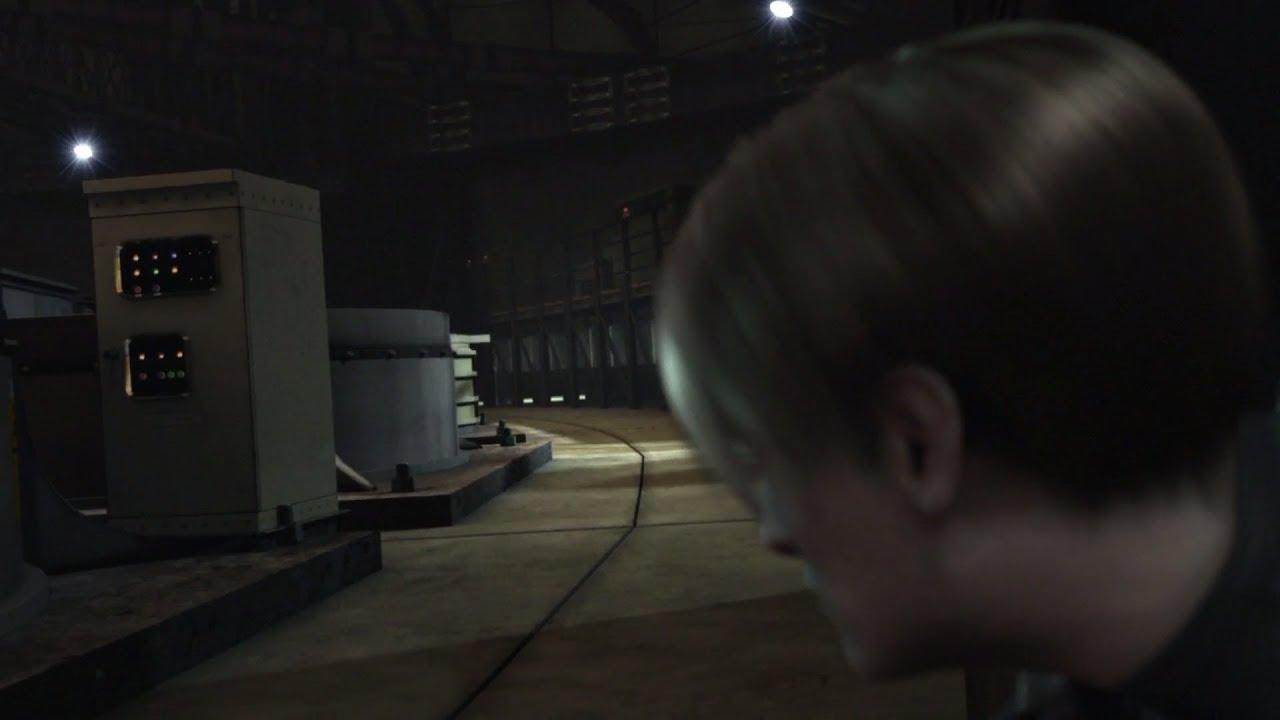 Resident Evil Degeneration Clip 5# | Leon's Free-Running Style | HD