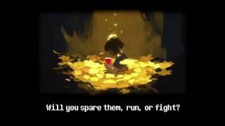 """Once Upon A Time"" - A Nursery Rhyme [Original Undertale Lyr..."