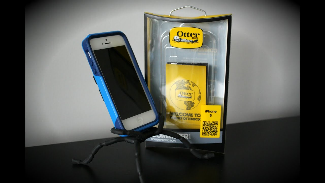 Review - OtterBox Commuter Series iPhone 5 - Unboxing ...