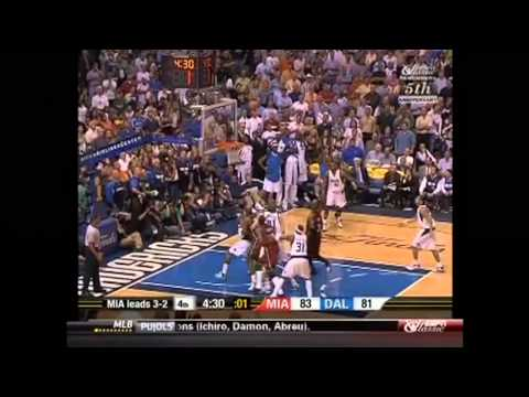 2006 NBA Finals Game 6: Dwyane Wade Gets All The Calls