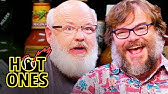 Tenacious D Gets Rocked By Spicy WingsHot Ones