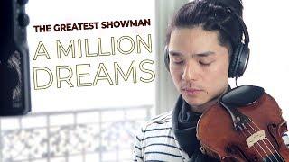 A Million Dreams - The Greatest Showman [Violin Cover] 【Julien Ando】
