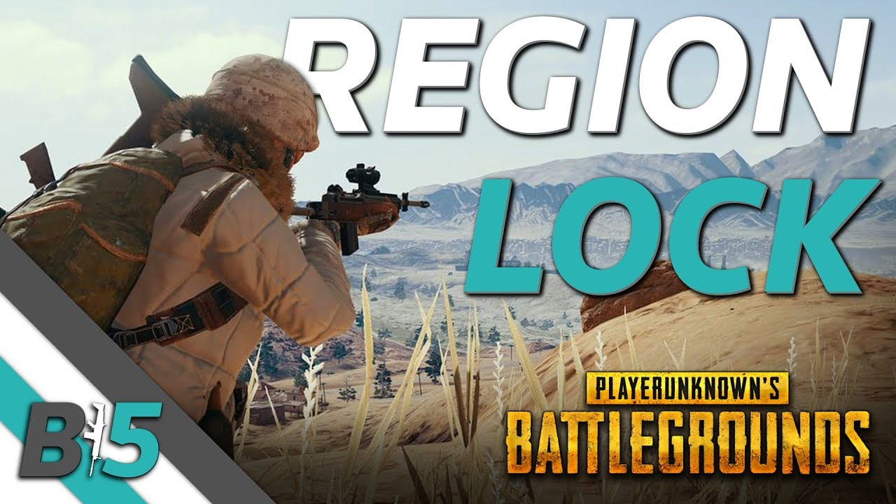 PUBG HOTFIX 2GB Update | REGION LOCK, Reduced Desync, Custom Match Region Change (Xbox One/PS4)