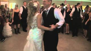 Crystal and Cole Hammond - And the Bride Goes Wild!!!