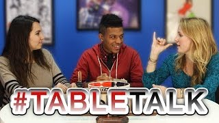 No Fingers in the Butt on #TableTalk!