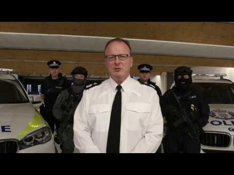 Counter-Terrorism Policing - DCC Gwynne
