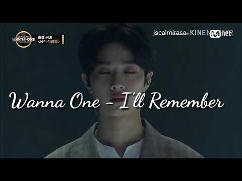 Free Download Wanna One - I'll Remember [rom + Indosub] Mp3 dan Mp4