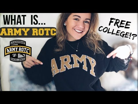 ARMY ROTC Q&A!! + Scholarships, Basic Camp, Free College and Grad/Med School!