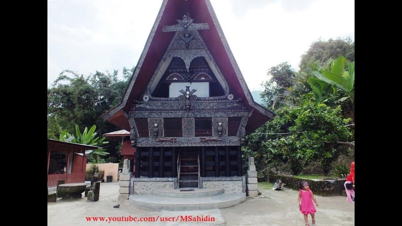 Museum Rumah Adat Batak Pulau Samosir Semedan Com