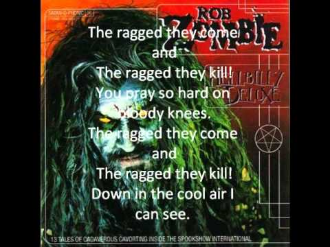 Superbeast- Rob Zombie Lyrics