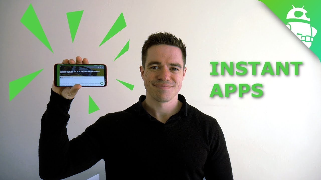 What is instant app (Google Android instant app