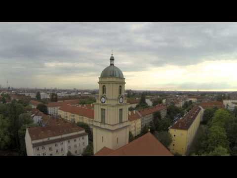 Flight Over Berlin Pankow