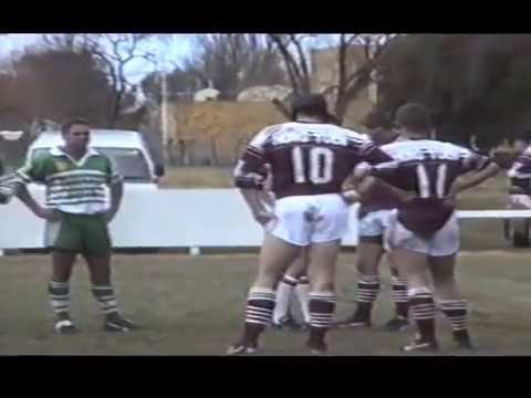 "Group 19: U18's - Armidale Colts V Inverell Hawks  -  ""1996"""