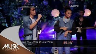 Lyla feat Citra Scholastika - Magic - Music Everywhere