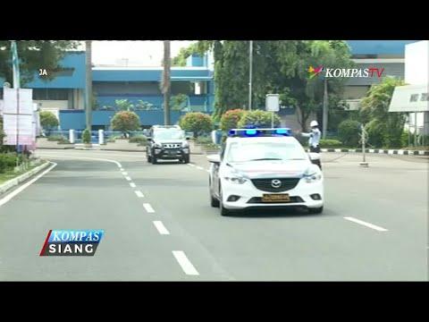 Barack Obama Akhiri Kunjungan Di Indonesia