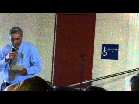 Mountain View City Council Moffett/Whisman area Neighborhood Meeting, June 27th 2013