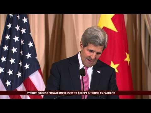 John Kerry: To build stronger partnership between U.S. and China