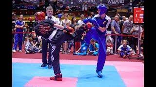 WIZARD OPEN TATAMI 2019: Kickboxing Highlights