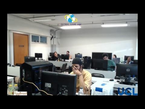 YggBrasil / UCL em Global Game Jam