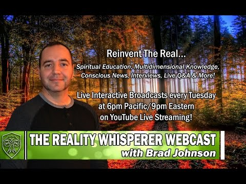 The Reality Whisperer Webcast: Soul Archetypes & The Ground Crew
