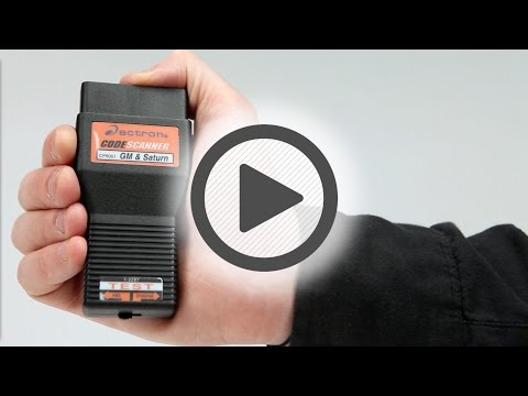 Actron GM Diagnostic Code Scanner - Pep Boys