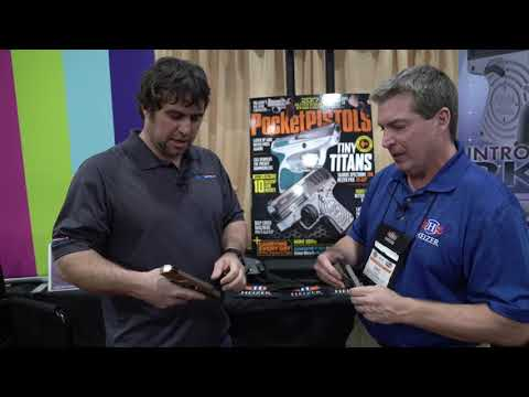 Heizer Defense Now Shipping the PKO-45 (Thinnest Single-Stack .45 ACP)! – SHOT Show 2018