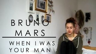 Download Bruno Mars - When I was your man (Cover) Female Version MP3 song and Music Video