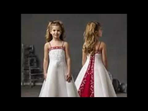 3c0c77cfdcac Party Wear - Kids Frocks - Different Styles - YouTube