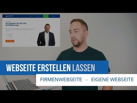 Webseite erstellen lassen / Firmenwebseite - Homepage erstellen lassen (Kundenprojekte)