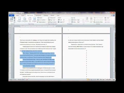 How to Format a Fiction Manuscript for Submission