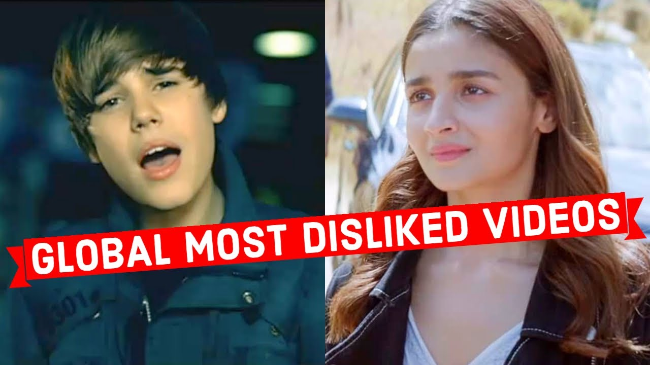 Global Most Disliked Video On Youtube Of All Time Top 10 Youtube
