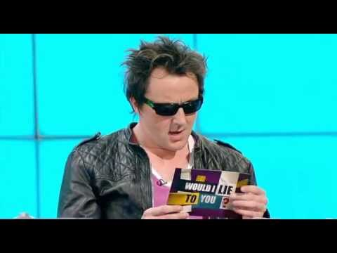 Would I Lie To You featuring Peter Serafinowicz