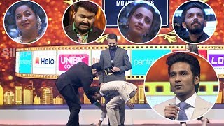 Dhanush Heartwhelming Speech Made Stars Emotional