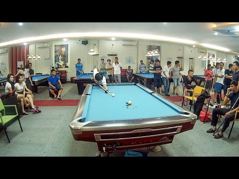 10 ball open cup 2015 [ Vung Tau ]  - Billiards  club 214