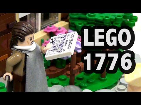 LEGO Thomas Paine